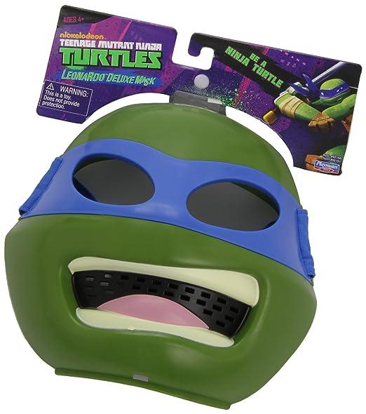 Tortugas Ninja - Máscara deluxe Leonardo (Giochi Preziosi ...