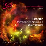 Scriabin: Symphonies No. 3 'The Divine Poem', No.4 'The Poem of Ecstasy'
