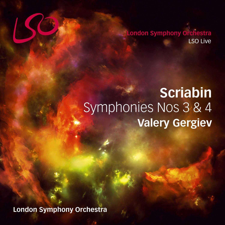 Scriabin: Symphonies Nos.3 & 4