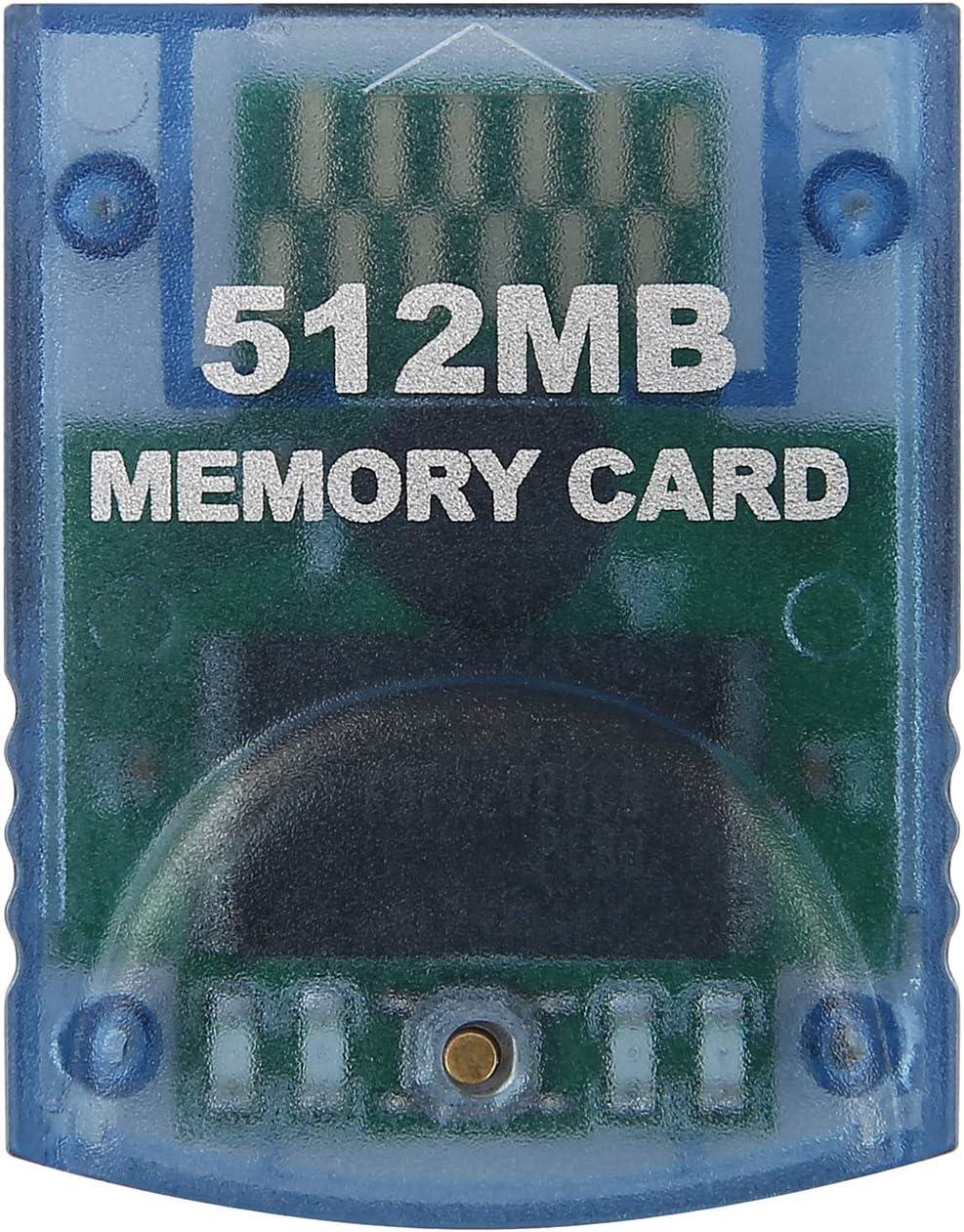 Amazon.com: HDE Memory Card for Nintendo GameCube 512MB ...