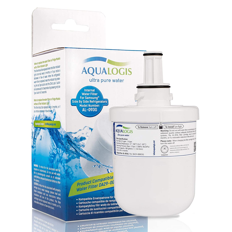 Aqua-Pure-Plus DA29-00003F compatible refrigerator fridge water filter