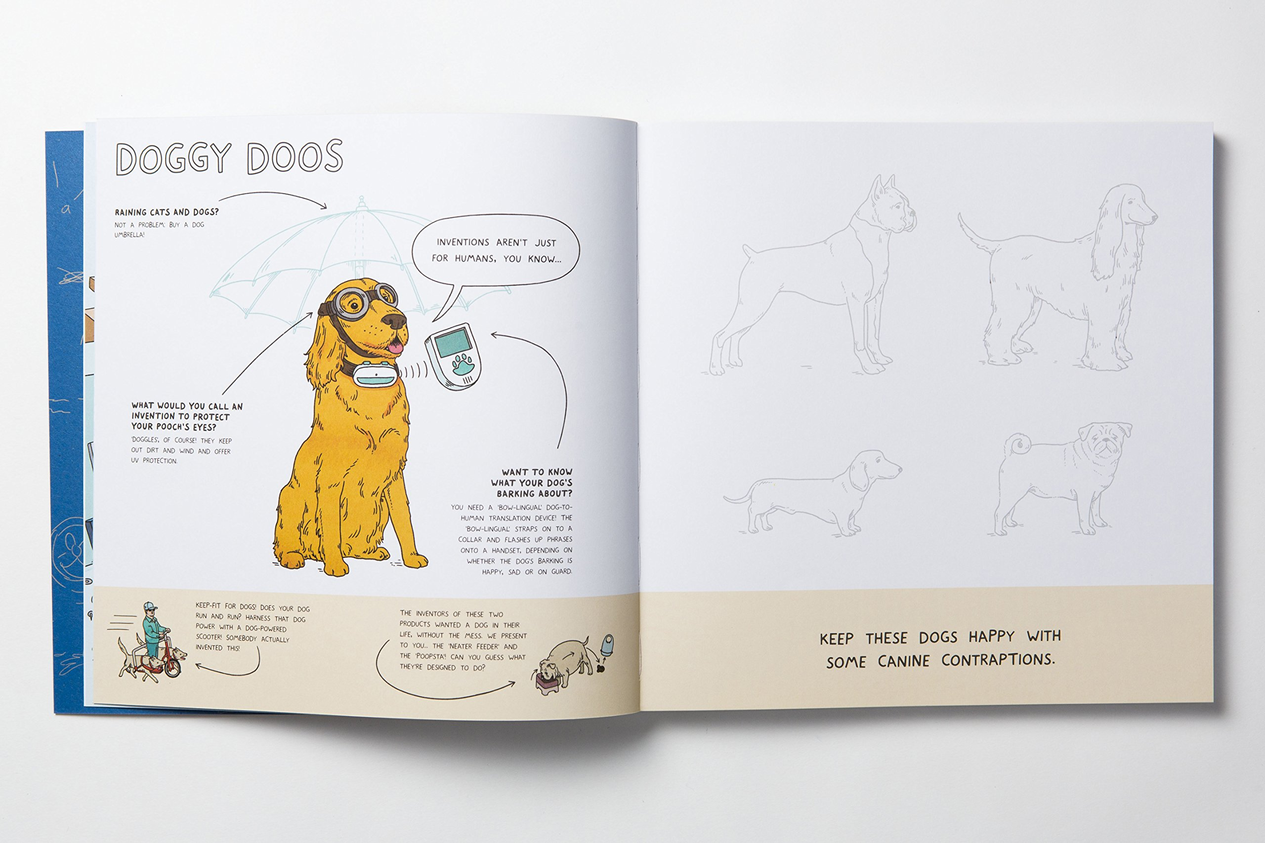 My Crazy Inventions Sketchbook: 50 Awesome Drawing Activities for Young Inventors: Amazon.es: Lisa Regan, Andrew Rae: Libros en idiomas extranjeros
