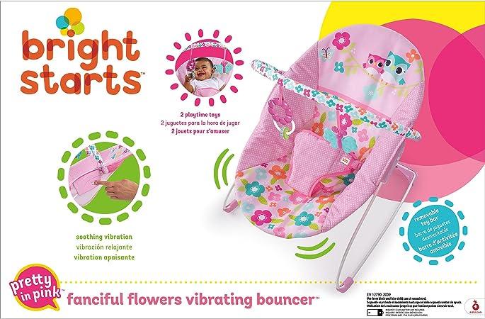 Bright Starts Hamaca Fanciful Flowers/™