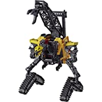 """TRANSFORMERS Studio Series 47 Constructicon Hightower Deluxe Class 4.5"""" Action Figure - Generations Revenge of the Fallen - Kids Toys - Ages 8+"""