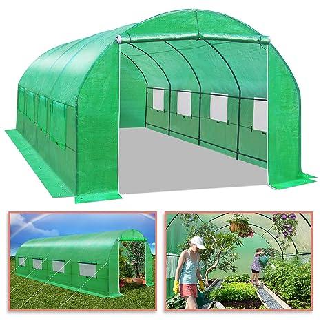 Amazon.com: BenefitUSA invernadero grande para cuidar ...