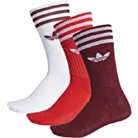 adidas Solid Crew Sock - Calcetines, Unisex Adulto