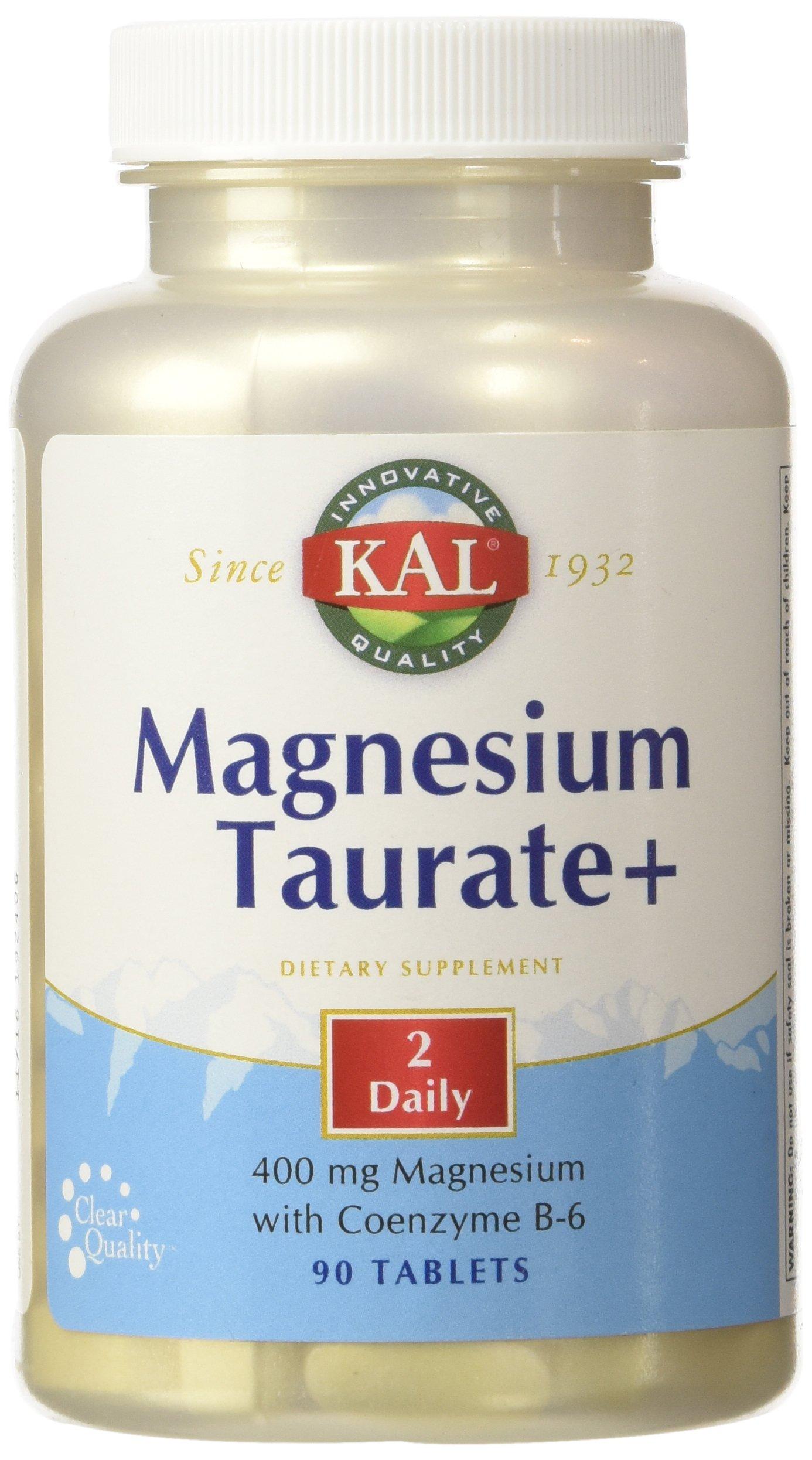 Magnesium Taurate+ Kal 90 Tabs