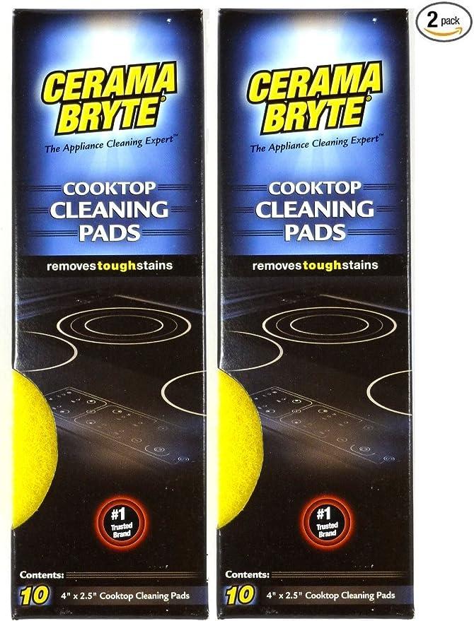Amazon.com: (2 unidades) CERAMA bryte cerámica Cooktop ...