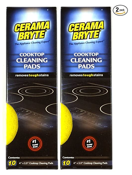 Top 10 Cerama Bryte Touchups Wipes Ceramic Cooktop Cleaner