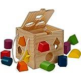 Eichhorn - 100002092 - Jeu cubes en bois