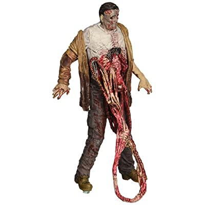 McFarlane Toys The Walking Dead TV Series 6 Bungee Guts Walker Figure: Toys & Games