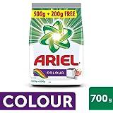 Ariel Colour Detergent Washing Powder - 500 g with Detergent Washing Powder - 200 g