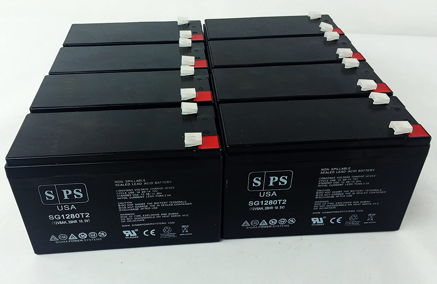 APC Smart-UPS RM SU3000R3BX120 12V 9Ah UPS Battery This is an AJC Brand Replacement