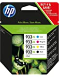 MULTIPACK HP 932/933 XL 4 COLORI C2P42A