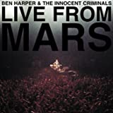 Live From Mars - Digipack