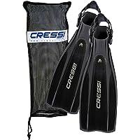 Cressi Pro Light Open Heel Diving Fin