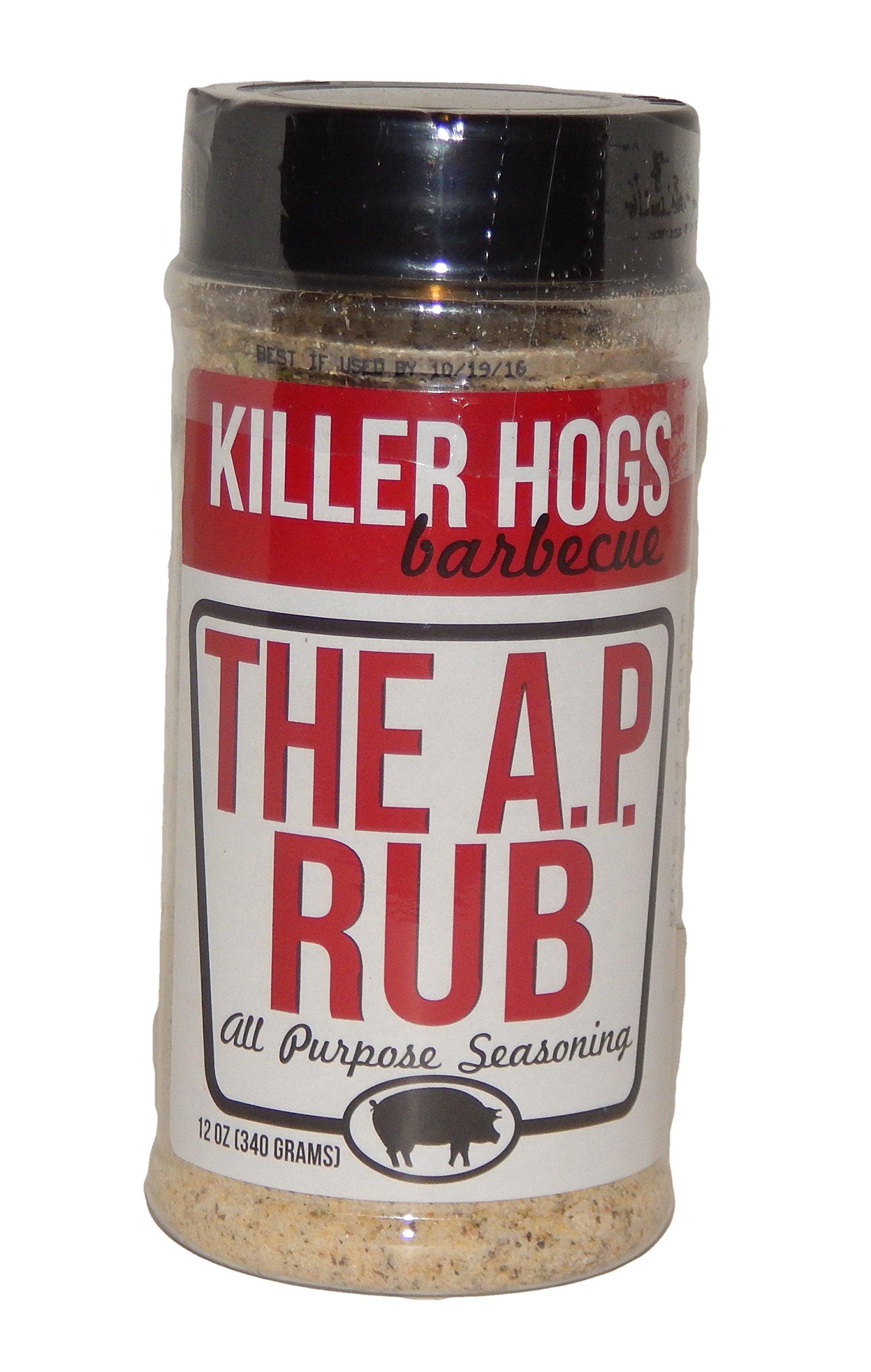 Killer Hogs The A. P. Rub All Purpose Seasoning
