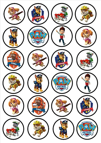 Birthday Edible Cupcake Toppers Decorations PRECUT Australia Rugby Fan Baking Accs. & Cake Decorating