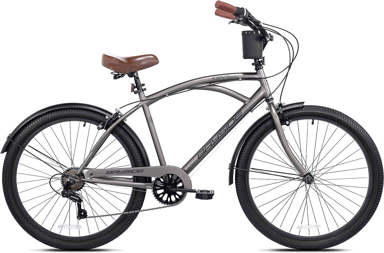 Snow Shop 7-Speed Bike for men