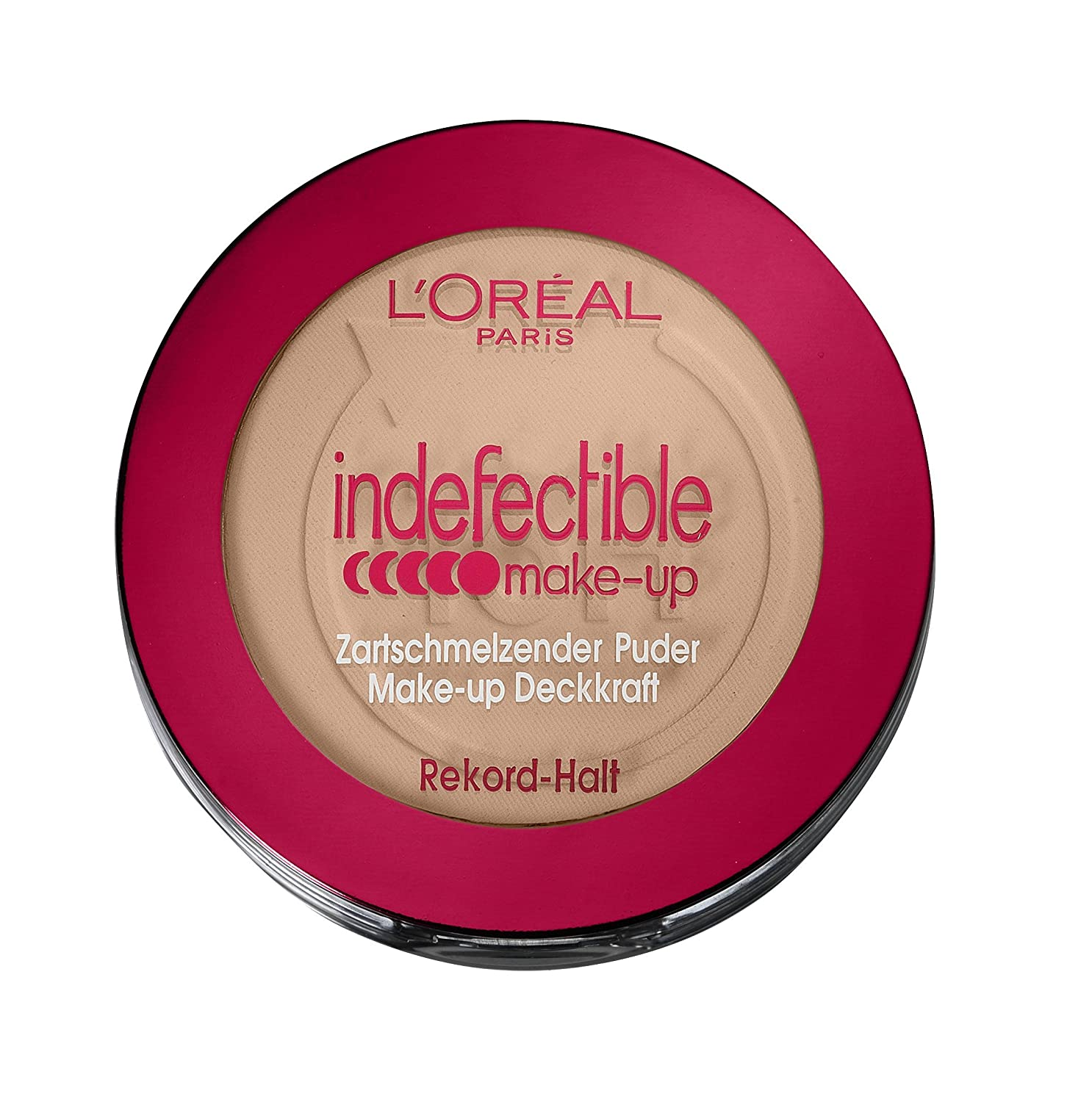 L'Oreal Paris Infallible Creamy Powder Foundation (220 Sand): Amazon.ca: Beauty