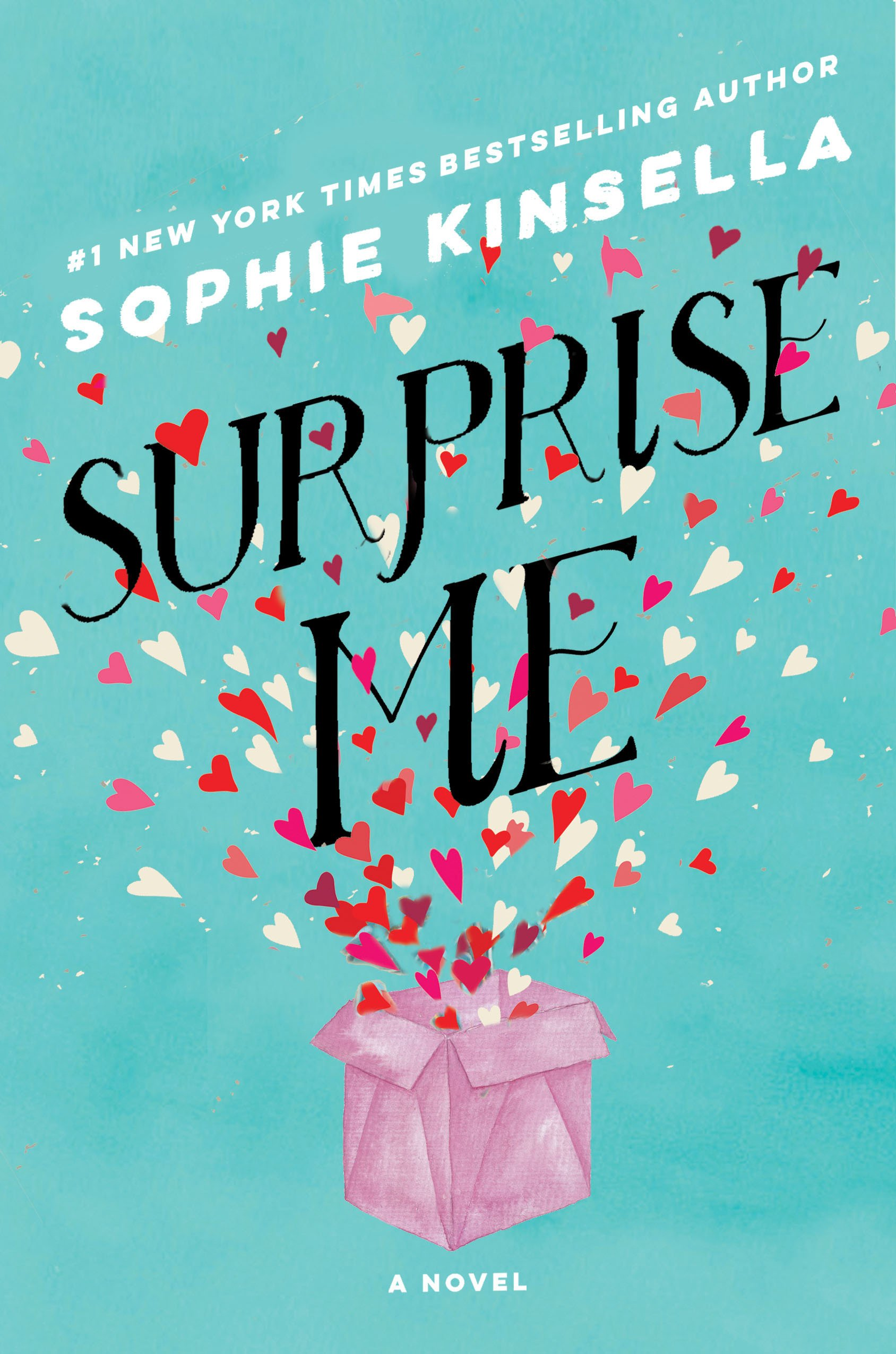 Image result for surprise me sophie kinsella