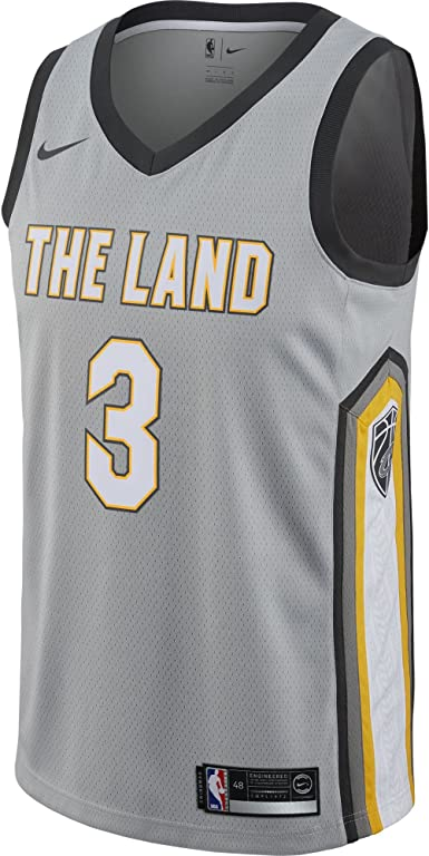 NIKE NBA Cleveland Cavaliers Isaiah Thomas 3 2017 2018 City ...