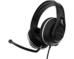 Recon 500 Wired Multiplatform Gaming Headset for Xbox Series X S, XB1, PlayStation 5, PS4 and Nintendo Switch - Black