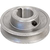 Fartools 117265 - Polea (aluminio, 80 mm, calibre: