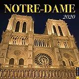 Notre Dame 2020 Calendar
