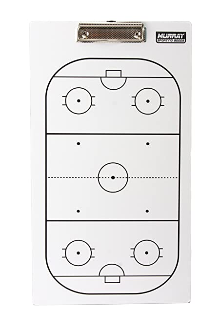 Coaches' & Referees' Gear Murray Sporting Goods Pocket Basketball Coach Board