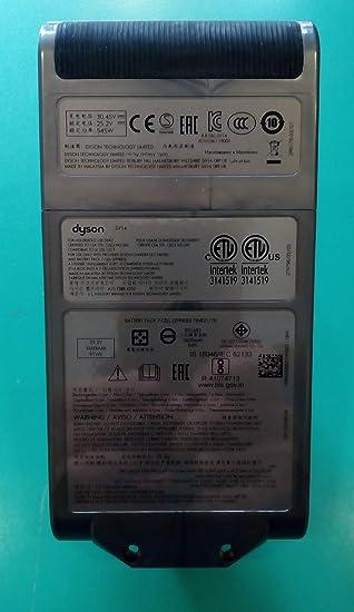 Batería para aspiradora Dyson V11 SV14 970145-02 25,2 V 3600 mAh: Amazon.es: Electrónica
