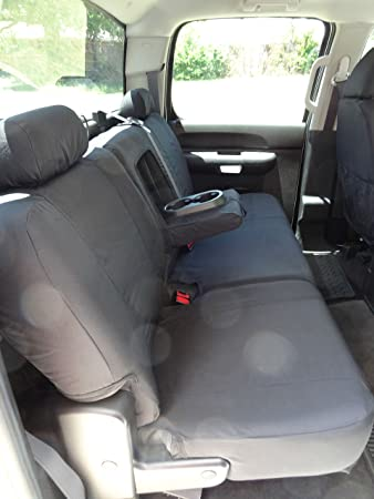 Black. C1127-C1 Durafit Seat Covers Exact Custom Fit Durable Seat Covers Avalanche and GMC Sierra LT 40//20//40 Waterproof Endura Fabric 2007-2013 for Chevy Silverado