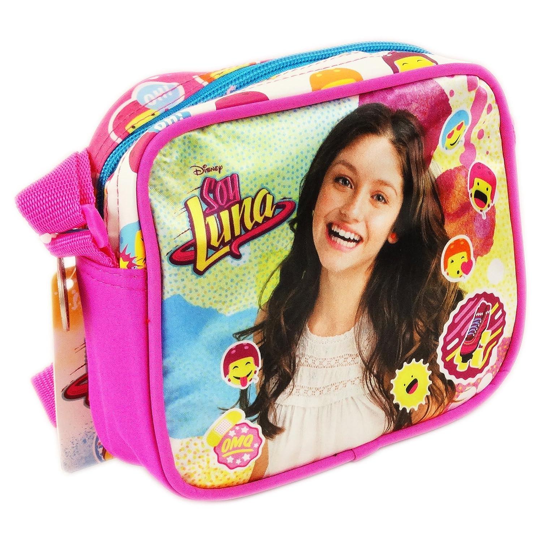 Amazon.com: Disney Luna Iconos De Soja Mini Crossbody Bag ...