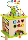 Hape - E1810 - Toy First Age - Activity Cube [Toy]