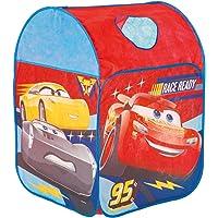 Kid Active Flash McQueen Disney Cars Tente de Jeu maisonnette Pop-up, 156CAA