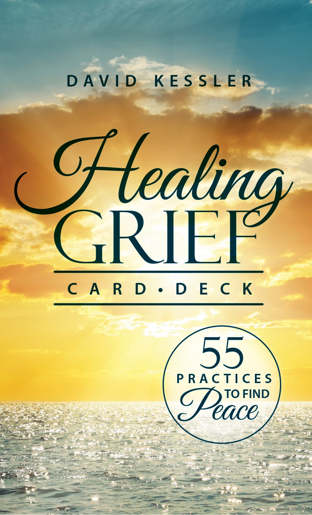 Healing Grief Card Deck Practices