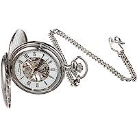 Charles-Hubert, Paris 3575-w mecánico reloj de bolsillo
