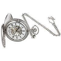 Charles-Hubert, Paris 3575-W Mechanical Pocket Watch