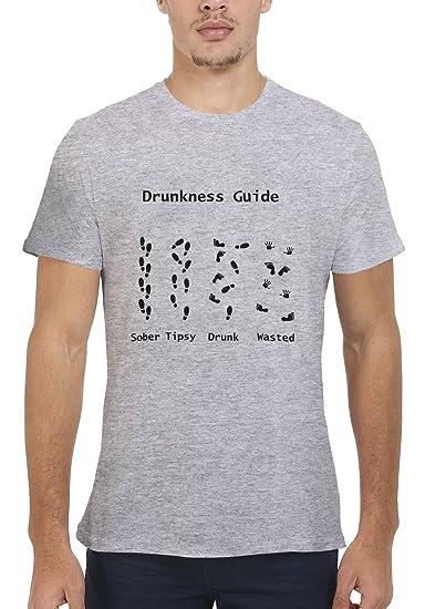 21857d9e Drunkenness Guide Drunk Drink Funny Novelty Men Women Unisex Top T Shirt-5XL