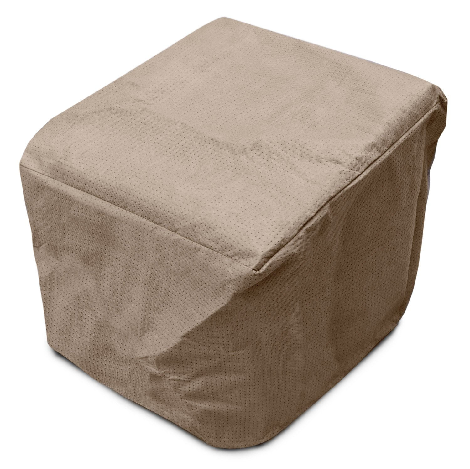 KoverRoos III 34263 24-Inch Square Table Cover, 24 by 24 by 15-Inch, Taupe