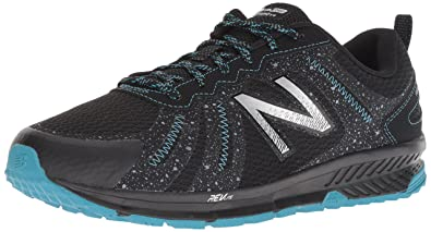 premium selection cc103 4ca6e New Balance Men s 590v4 FuelCore Trail Running Shoe Black 7 ...