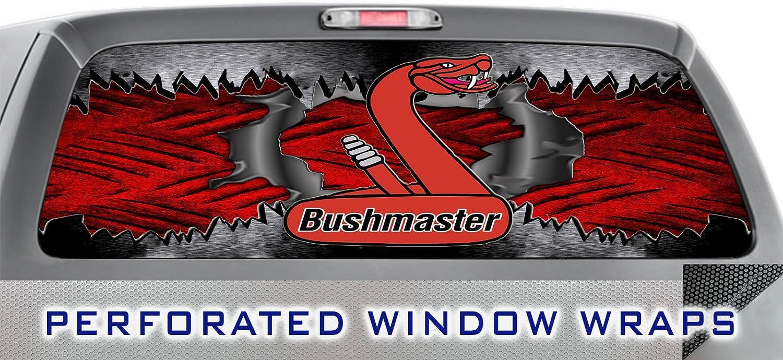 Bushmaster Decal Window Sticker