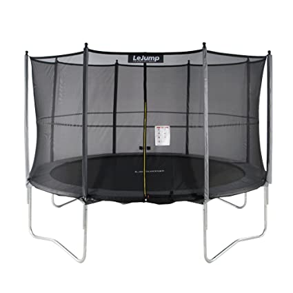 Amazon Lejump Trampolines 10 Feet With Safety Pad Enclosure