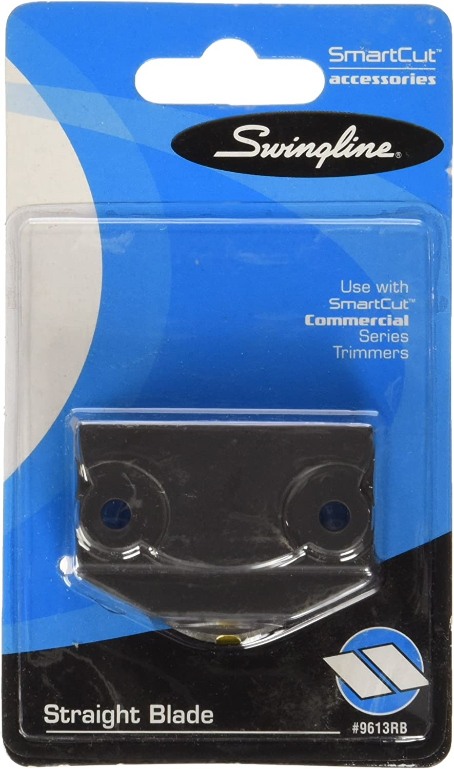 Swingline Replacement Blade for SmartCut Commercial Series Paper Trimmers, Straight Blade (9613RB)