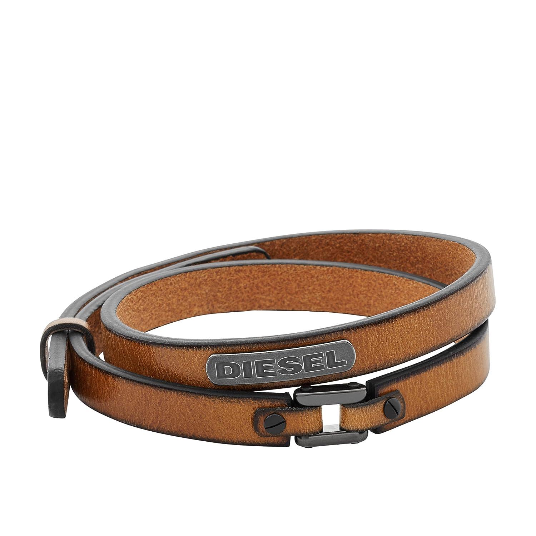 DX0984040 Diesel Cuir Bracelet