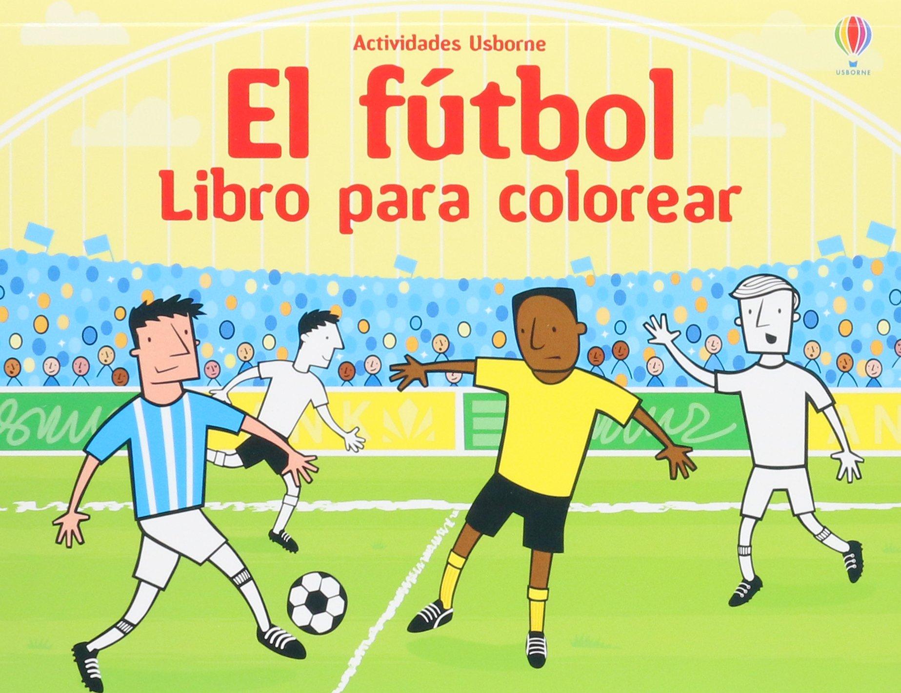 Mi maletin de futbol: Amazon.es: USBORNE: Libros