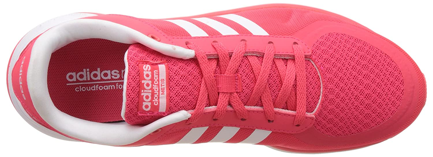 adidas cloudfoam metis trainers ladies
