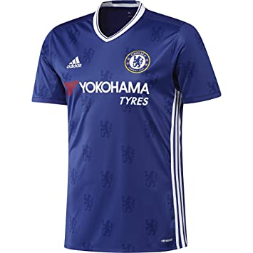 2016-2017 Chelsea Adidas Home Football Shirt