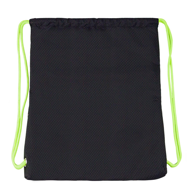 larkpad Pliable Cordon de Serrage Sac /à Dos de Sport /étanche Football Yoga par Sac de Sport pour Salle de Sport