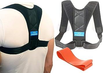 Lombardi Smith - Arnés corrector de postura para espalda y columna ...